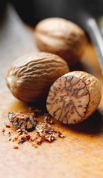Nutmeg Oil and the central nervous system