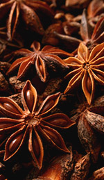 Star Anise Seed Pods