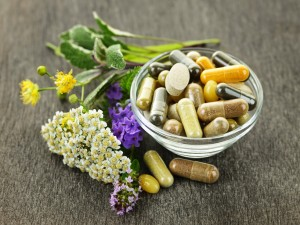 Over 40% of humans use alternative medicines to supplement their health.
