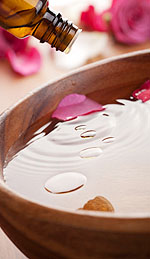 Pure Rose Oil and Benefits in Spa Facial Treatments